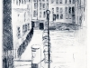 Title: Bennett Street; Drypoint; Edition 2 of 8; Size - 40x30 (framed); Price - £45