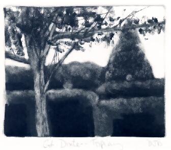 Gt Dixter - Topiary