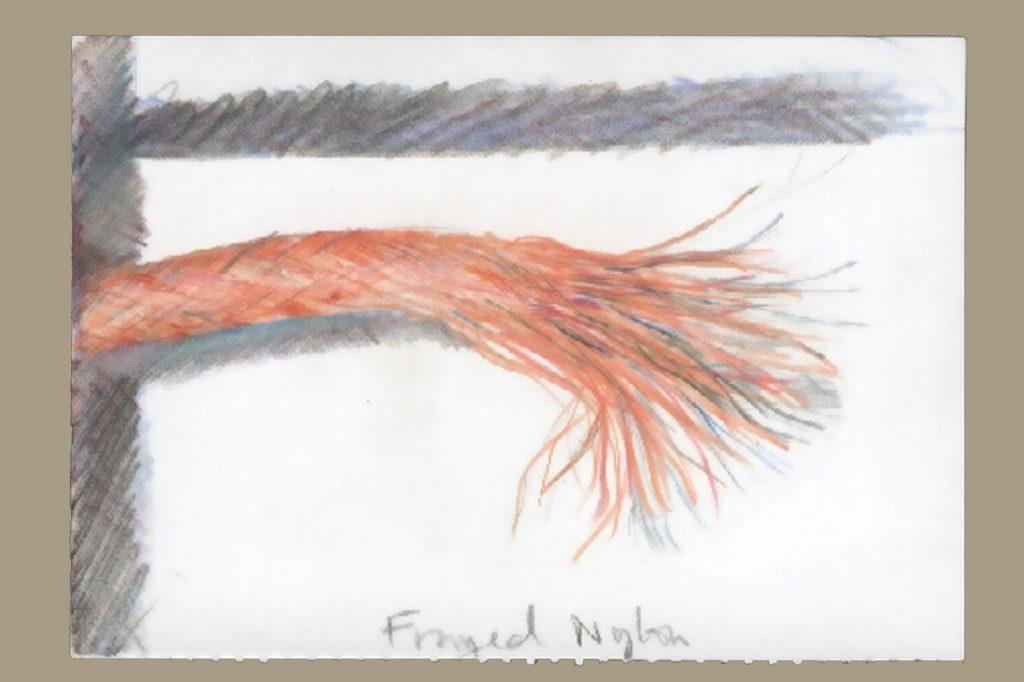 FrayedNylon